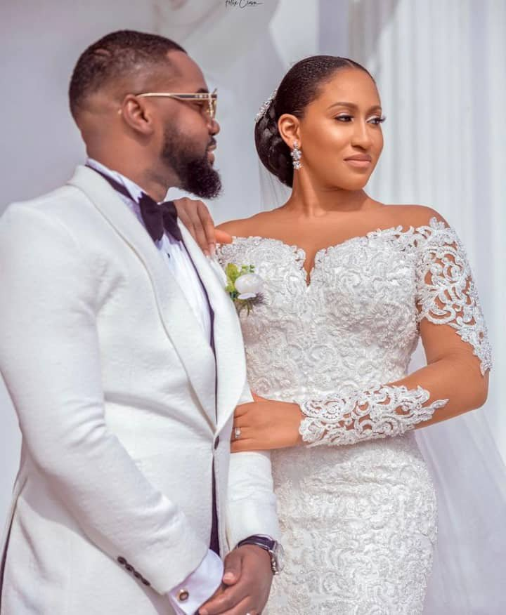 Uchemba appreciates those who attended his wedding