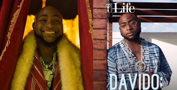 Things I would love to be remembered for - Davido