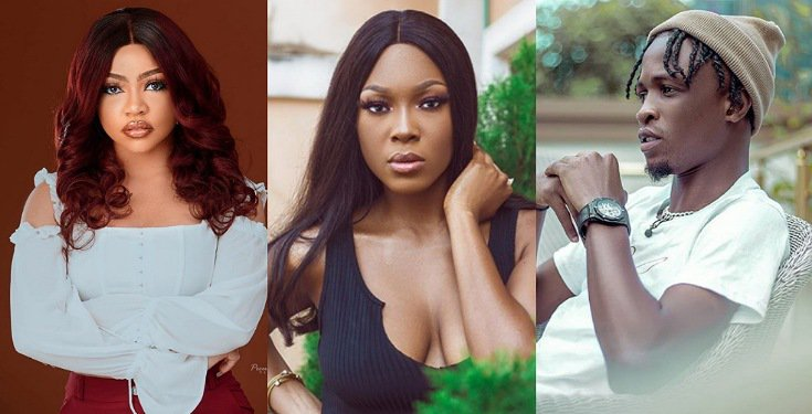 Vee replies lady who said her 1Million followers came from Laycon & Nengi