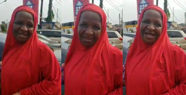Hausa woman speaks Igbo