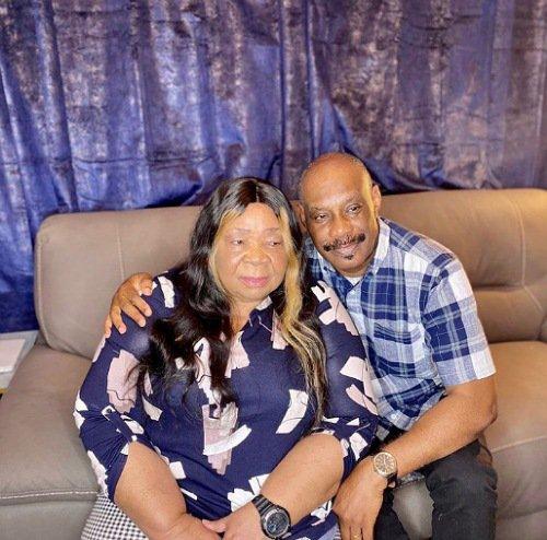 Don Jazzy's mom celebrates him