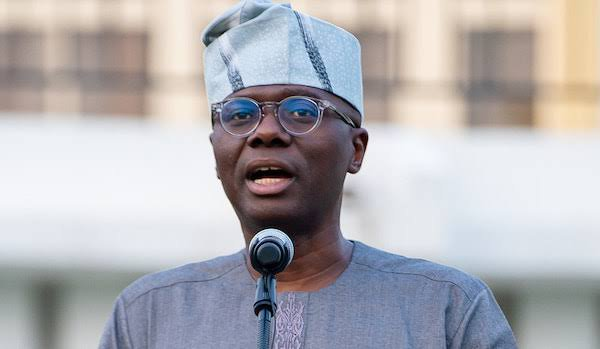 Army says they're not happy with Sanwo-Olu