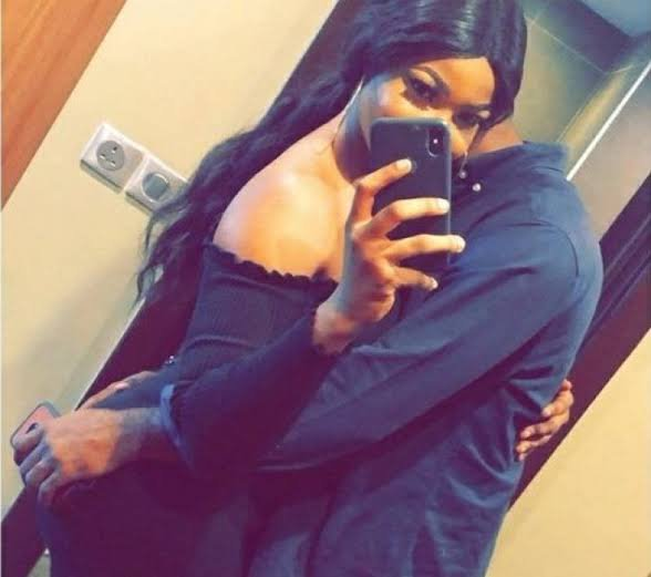 Tacha reconciles with her boyfriend Ladi