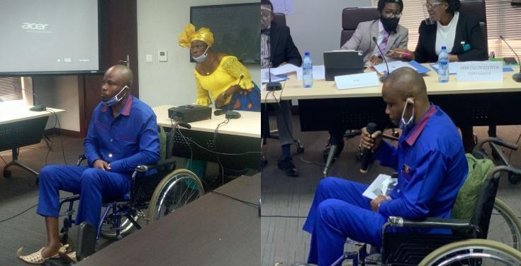 I became paralyzed after SARS officers pushed me - Trader reveals