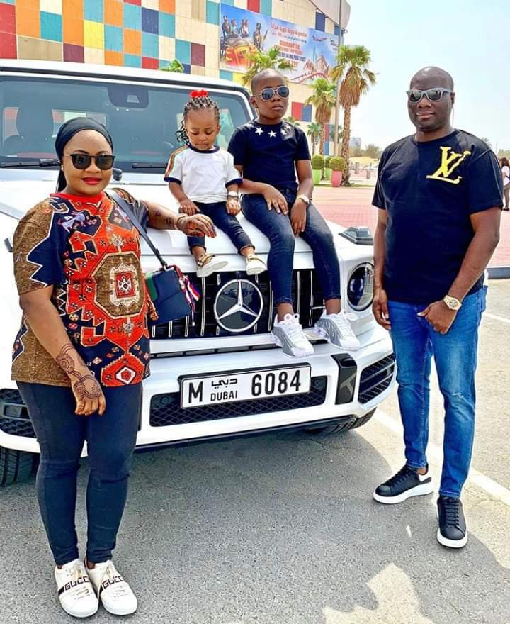 Mompha Celebrates Wife On Her Birthday