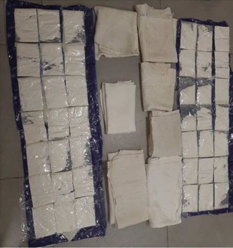 NDLEA arrest two men with cocaine