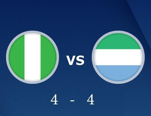 """Nigeria vs Sierra Leone: """"We sincerely apologize"""" – Ahmed Musa"""