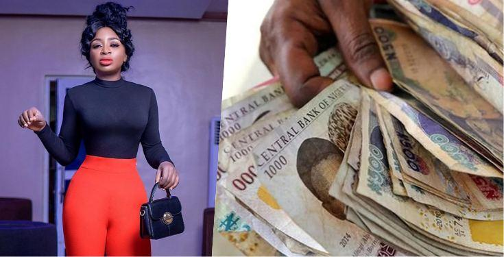 If you don't love poverty, stop saying women love money - Actress Chidinma Aneke