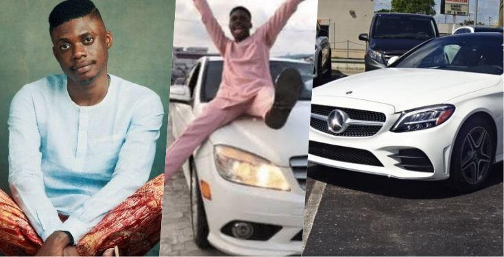 """""""900k PAID"""" – Comedian Ebiye finally clears car debt after being called out"""