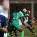 """Sierra Leone Vs Nigeria: """"The pitch is very difficult to play good football"""" - Rohr"""