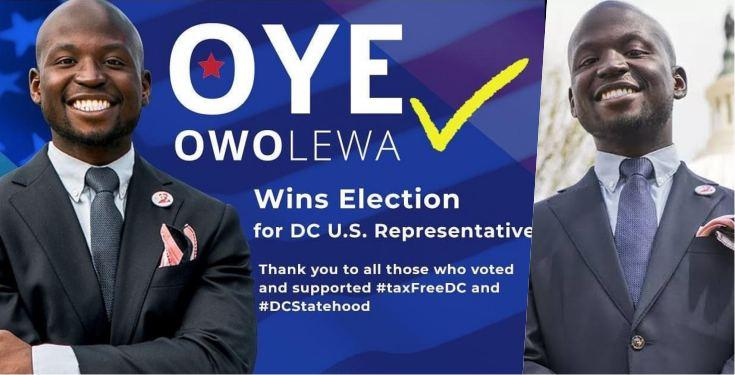 US Election 2020: Oye Owolewa becomes first Nigerian Congressman