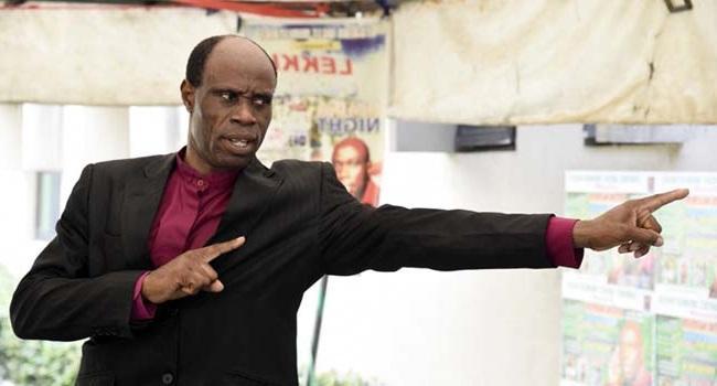 Pastor Taribo West