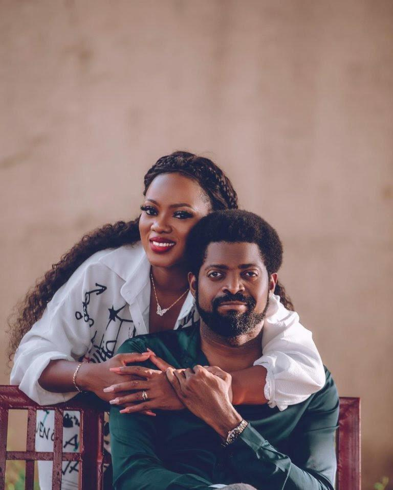 basketmouth and his wife 10th wedding anniversary
