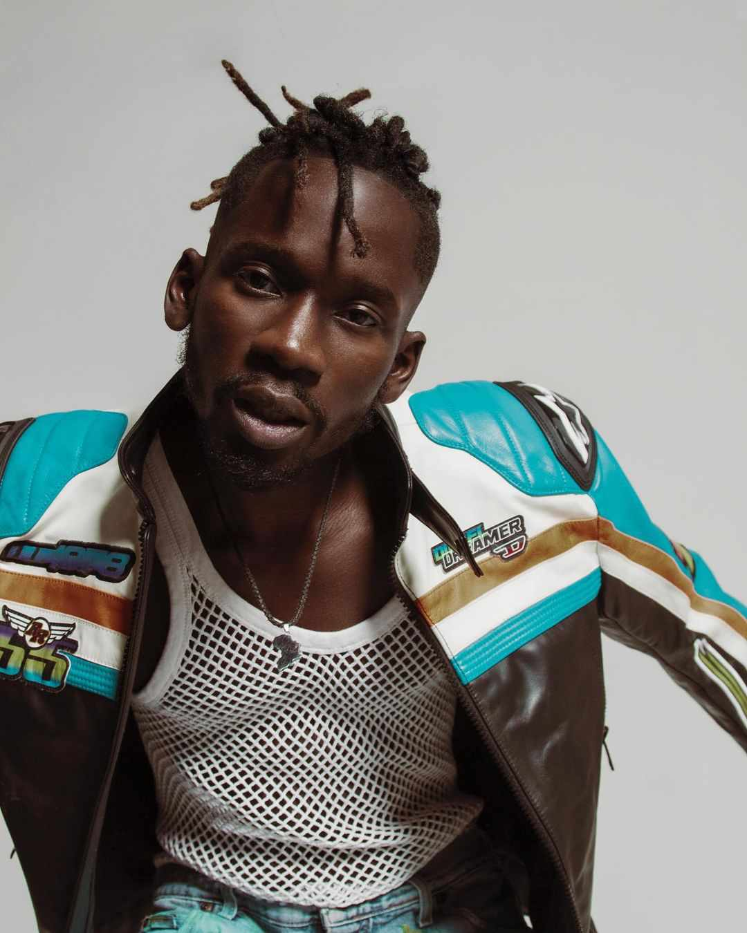 Singer, Mr Eazi cries out for help after getting robbed in Ghana