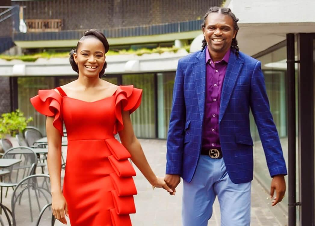 Nwankwo Kanu and wife amara kanu