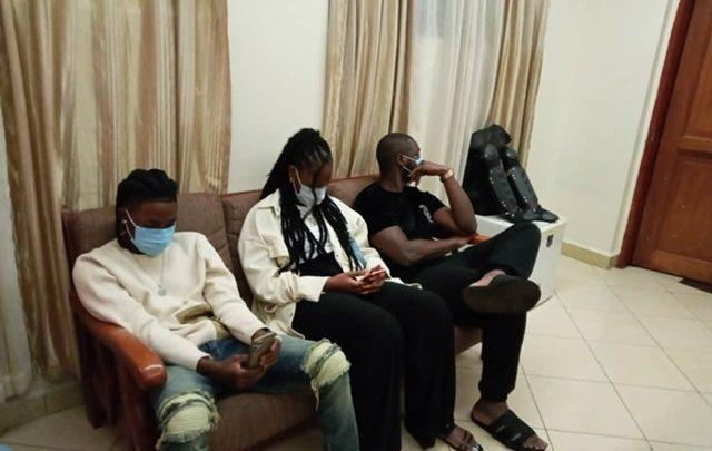 omah lay tems arrested uganda