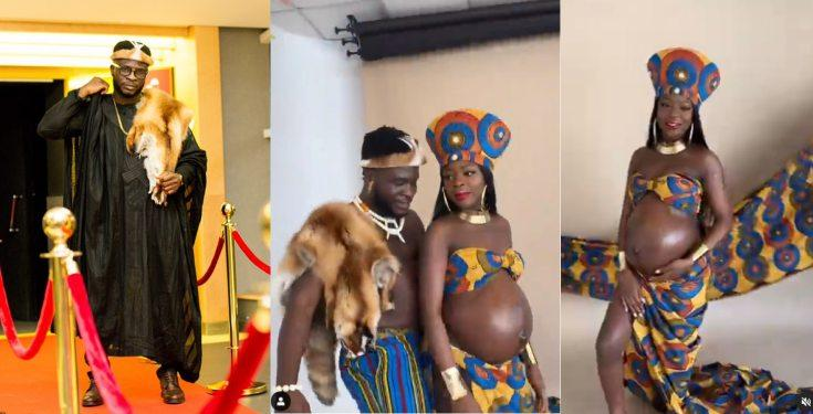Crazeclown and his fiancee Jojo expecting their first child (video)