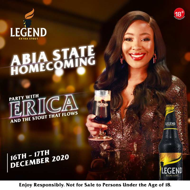 erica homecoming abia state