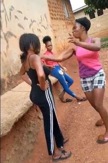 lady slap