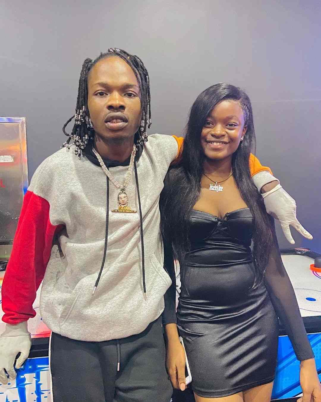 naira marley and his sister