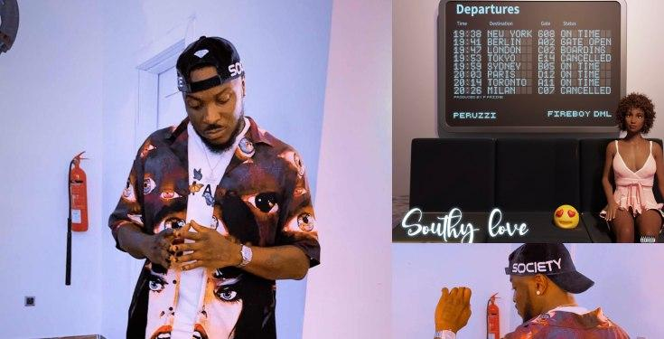 Peruzzi releases new single 'Southy Love' as he celebrates his 31st birthday