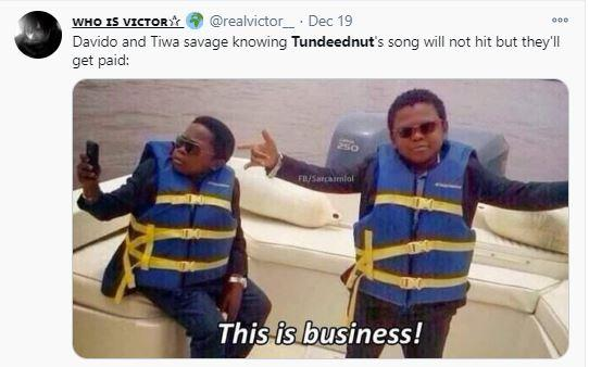 The Bully Is Finally Down Reactions As Instagram Disables Tunde Ednut S Page Popular social media commentator and former musician, tunde ednut has come out to advise guys that they need to dump their girlfriend of she does not provoke them. gistreel