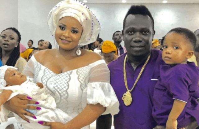 """""""Liar, post your evidence"""" - Duncan Mighty's sister-in-law, Maria debunks singer's claims"""