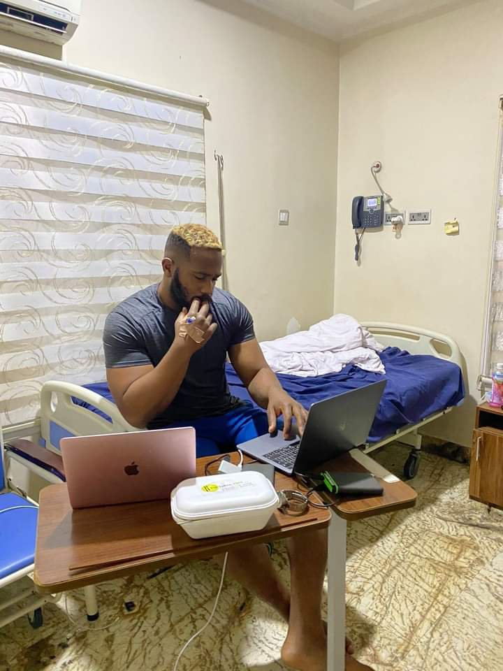 Kiddwaya has been Hospitalized
