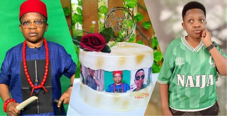 Actor, Chinedu Ikedieze 'Aki' Celebrates 43rd Birthday