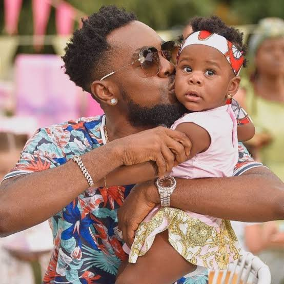 """Fatherhood brought out the best in me"" - Patoranking"