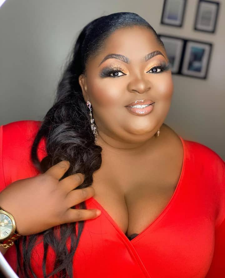 """""""Don't send me to my early grave"""" - Eniola Badmus"""