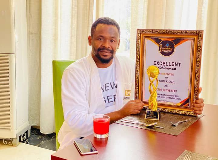 Zubby Michael Best Actor Of The Year