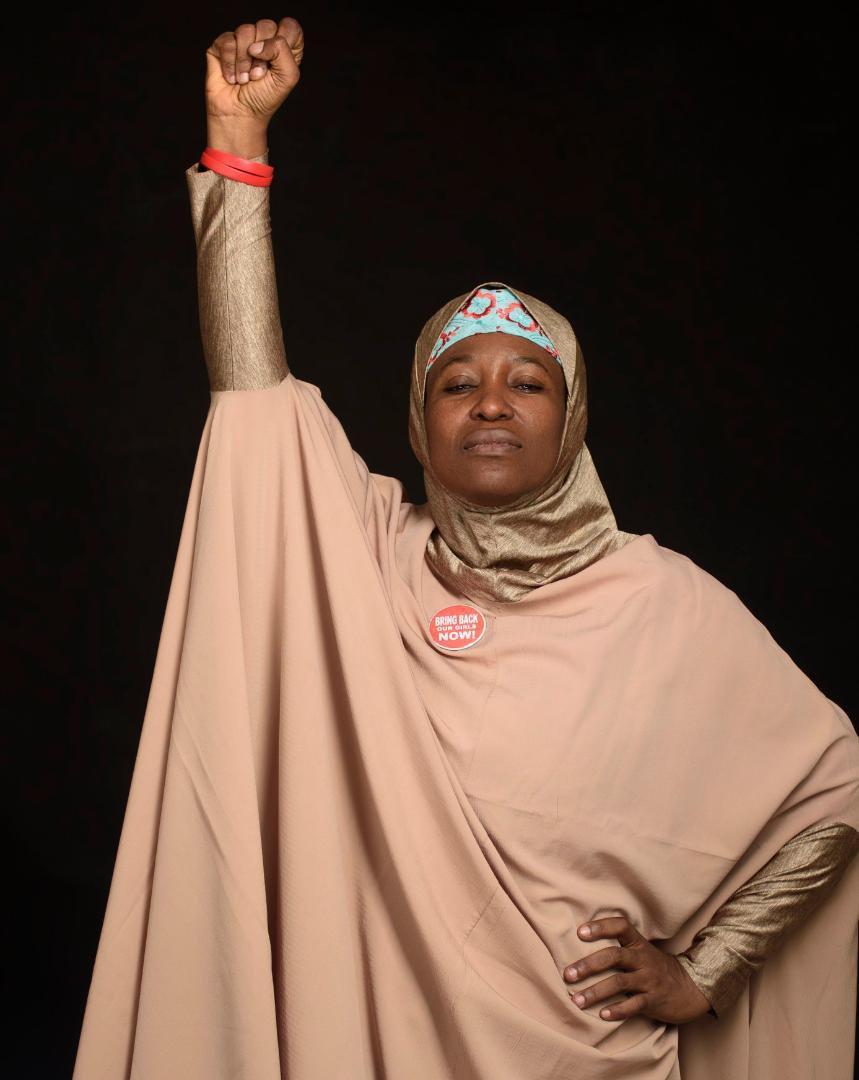 Aisha Yesufu celebrates birthday