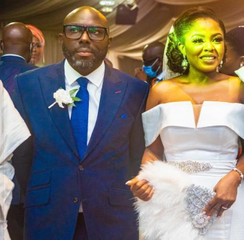 Obasanjo's son Seun weds