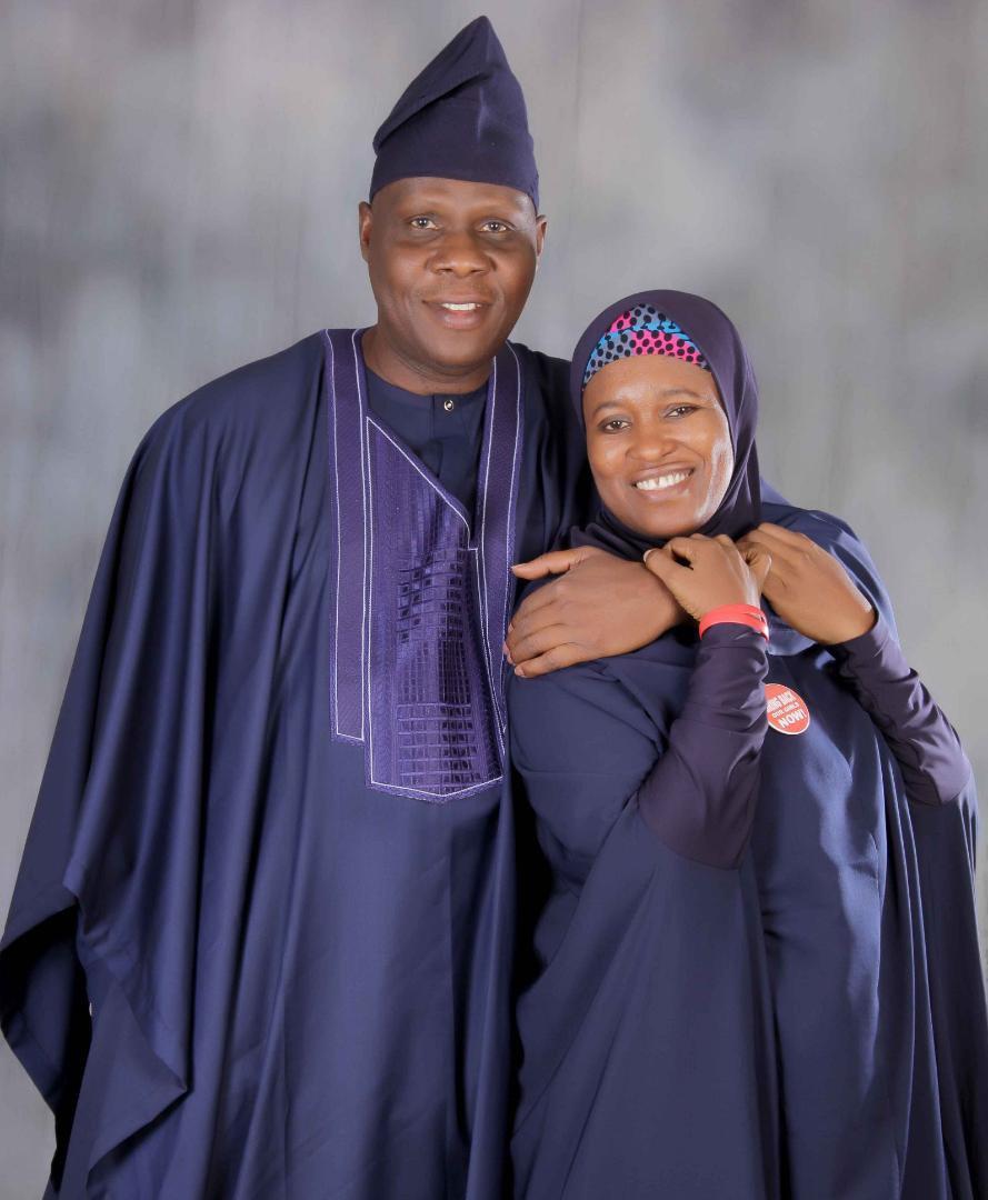 Aisha Yesufu wedding anniversary