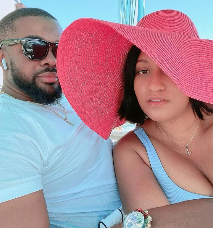 Williams honeymoon in Dubai