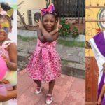 Seun Kuti celebrates daughter