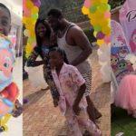 Mercy Johnson celebrate daughter Purity