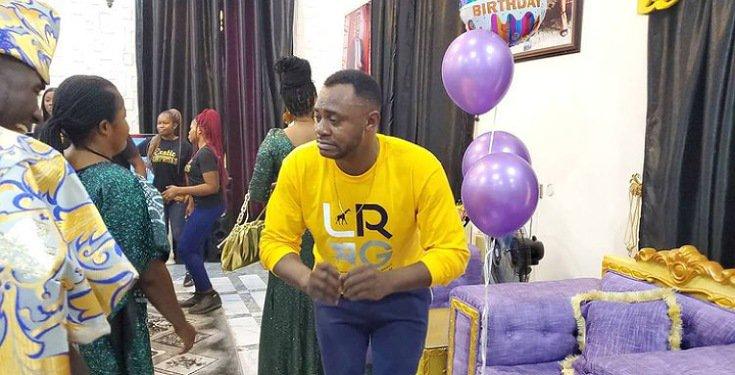 Odunlade Adekola Celebrates Birthday