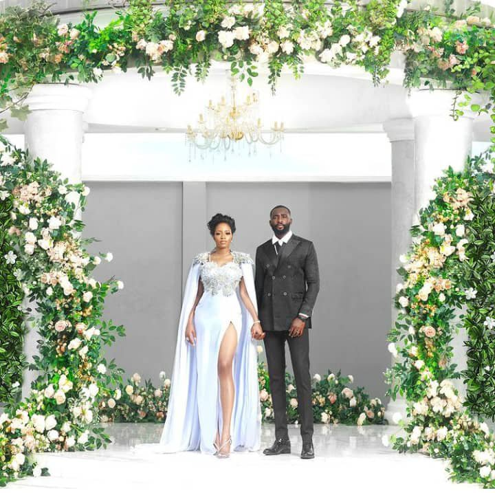 Khafi and Gedoni tie the knot