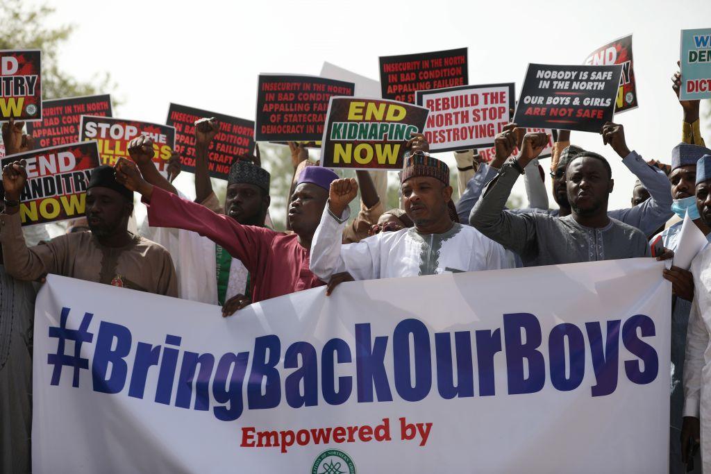 kankara boys kidnapping, insecurity in nigeria