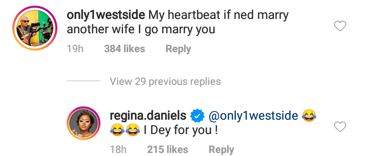I will marry you if Ned marries another wife