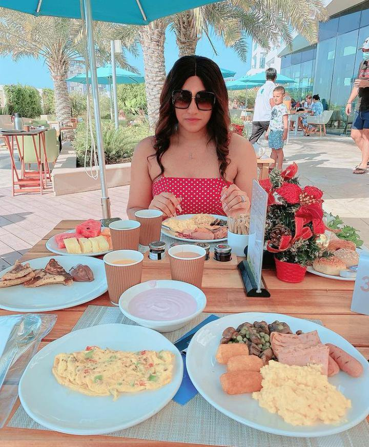 Williams Uchemba honeymoon vacation
