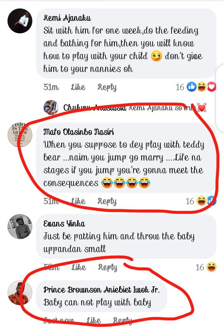 """I don't know how to play with babies"" - Fans lambast Regina Daniels over comment"