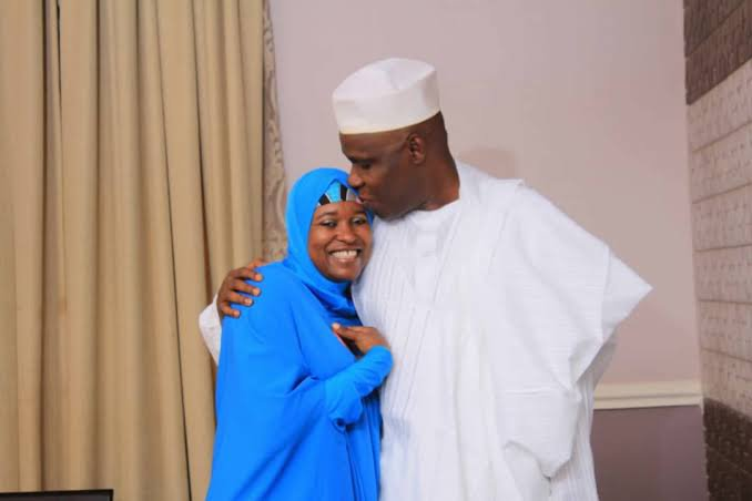 """The first person to keep out of your marriage is your mother"" - Aisha Yesufu"