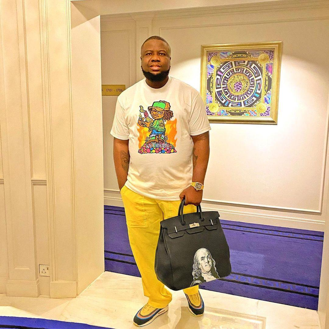 Spesh woodberry hushpuppi release
