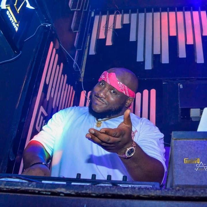 DJ Bign Valentine flower