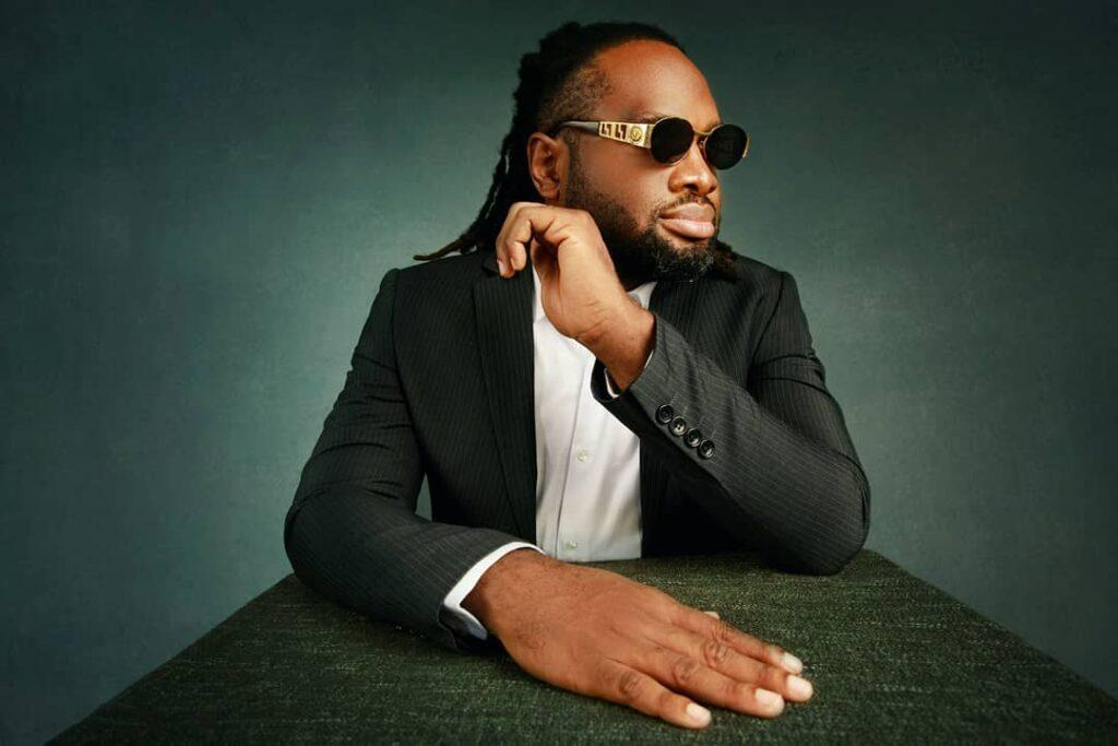 Cobhams Asuquo 40th birthday