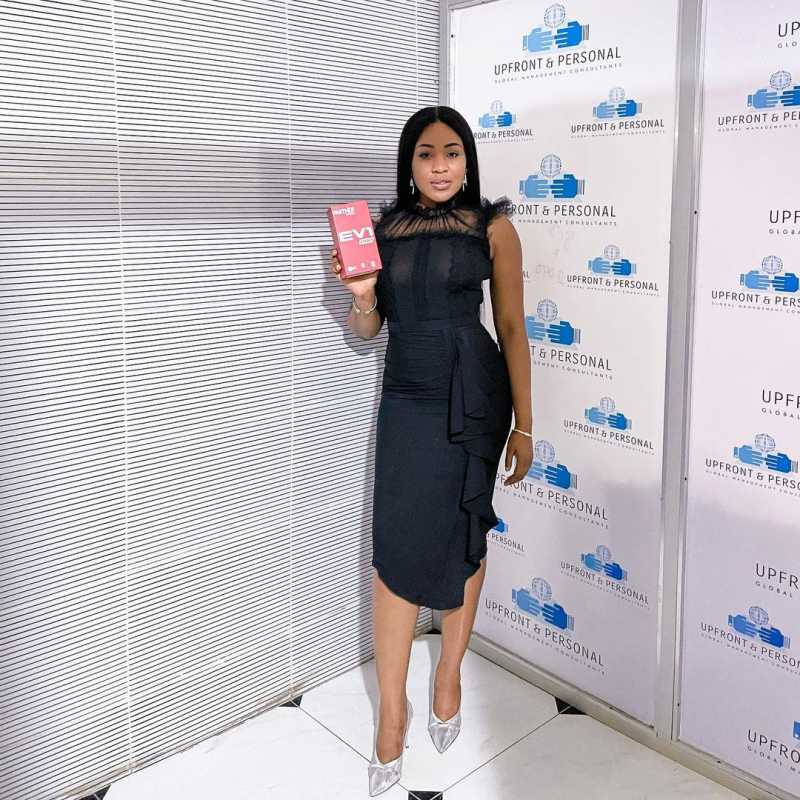Erica bags endorsement with mobile phone company