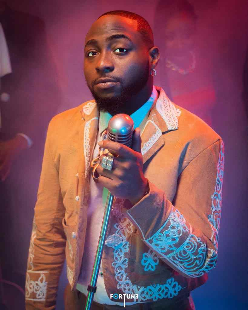 """""""Hits all 2021"""" - Davido assures fans despite diss from counterparts"""